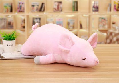Peluche oreiller cochon
