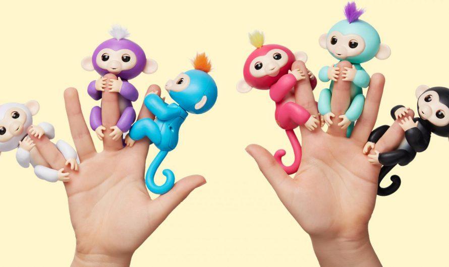 Fingerlings Wowwee